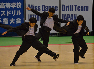 中央高校ダンス部